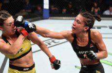 Аманда Рибас после победы над Дерн хочет драться с представительницей топ-10 минимального веса
