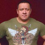 Михаил Кокляев показал боксёрские навыки на мешке