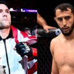 Прогнозы бойцов MMA на бой Крис Вайдман - Доминик Рейес на UFC on ESPN 6