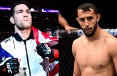 Прогнозы бойцов MMA на бой Крис Вайдман — Доминик Рейес на UFC on ESPN 6