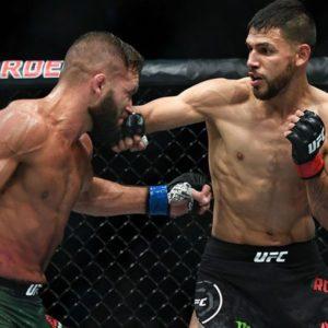 Яир Родригес попросил UFC дать ему титульный шанс после победы над Джереми Стивенсом