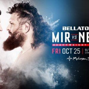 Файткард турнира Bellator 231: Фрэнк Мир — Рой Нельсон 2