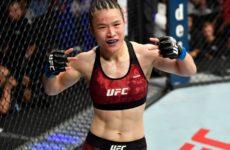 Вейли Жанг назвала приоритетную для себя соперницу