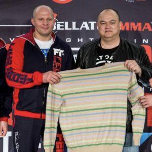 Последний бой Федора Емельяненко может состояться на турнире Bellator в России