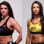 Видео боя Маккензи Дерн — Аманда Рибас UFC Fight Night 161
