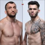 Видео боя Муслим Салихов — Лауриано Старополи UFC Fight Night 162