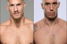Видео боя Нико Прайс — Джеймс Вик UFC Fight Night 161