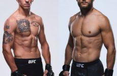 Видео боя Рафаэль Физиев — Алекс Уайт UFC Fight Night 162
