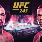 Видео боя Роберт Уиттакер – Исраэль Адесанья UFC 243