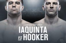 Видео боя Эл Яквинта – Дэн Хукер UFC 243