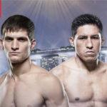 Видео боя Энрике Барзола — Мовсар Евлоев UFC Fight Night 162