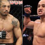 Жозе Альдо проведет бой с Марлоном Мораесом на UFC 245