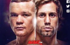 Петр Ян проведет бой с Юрайей Фэйбером на UFC 245