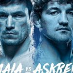 Прямой эфир UFC Fight Night 162: Крис Вайдман — Доминик Рейес. Смотреть онлайн