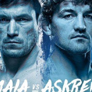 Прямая трансляция UFC Fight Night 162: Бен Аскрен — Демиан Майя, Муслим Салихов — Лауриано Старополи