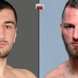 Видео боя Абубакар Нурмагомедов — Давид Завада UFC Fight Night 163