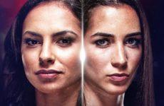 Видео боя Ариана Липски — Вероника Маседо UFC Fight Night 164