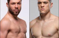 Видео боя Маркус Перес — Веллингтон Турман UFC Fight Night 164