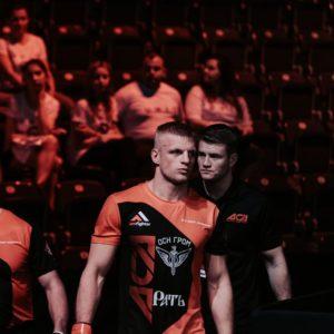 Видео боя Петр Штрус — Виталий Немчинов ACA 101