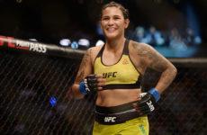 Видео боя Трэйси Кортес — Ванесса Мело UFC Fight Night 164