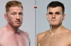 Видео боя Хадис Ибрагимов — Эд Херман UFC Fight Night 163