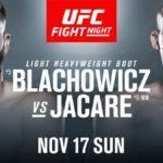 Видео боя Ян Блахович — Роналдо Соуза UFC Fight Night 164