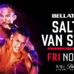 Результаты турнира Bellator 233: Джон Сэлтер - Костелло ван Стинис