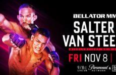 Результаты турнира Bellator 233: Джон Сэлтер — Костелло ван Стинис
