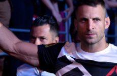 Тарек Саффьедин покинул ряды бойцов UFC