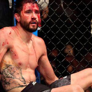 Карлос Кондит снят с турнира UFC on ESPN 7