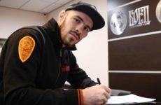 Роман Богатов пополнил ряды бойцов UFC