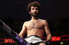 Забит Магомедшарипов: «Теперь я хочу титульный бой»