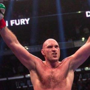 Майкл Биспинг: «Фьюри мог бы стать грозной силой в UFC»