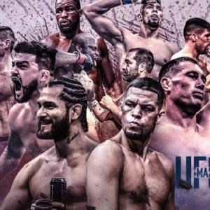 Прямой эфир UFC 244: Хорхе Масвидаль — Нейт Диас. Смотреть онлайн