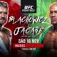 Прямая трансляция UFC Fight Night 164: Ян Блахович — Роналдо Соуза