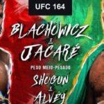 Прямой эфир UFC Fight Night 164: Ян Блахович — Роналдо Соуза. Смотреть онлайн