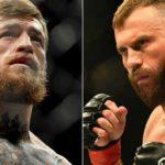 Конор МакГрегор и Дональд Серроне возглавят UFC 246
