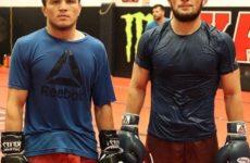 Умар Нурмагомедов планирует перейти в UFC