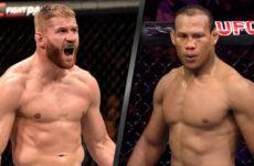 Результаты турнира UFC Fight Night 164: Роналдо Соуза — Ян Блахович