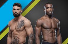 Видео боя Джефф Нил — Майк Перри UFC 245