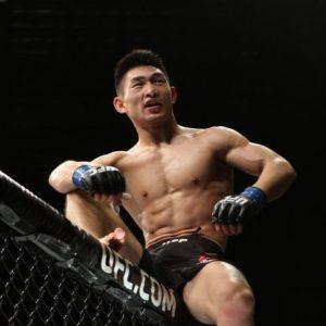 Видео боя Коди Стаманн — Сонг Ядонг UFC on ESPN 7
