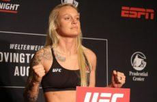Видео боя Миранда Грейнджер — Аманда Лемос UFC Fight Night 165