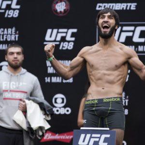 Официально: Зубайра Тухугов и Кевин Агуилар сразятся на турнире UFC в Новой Зеландии