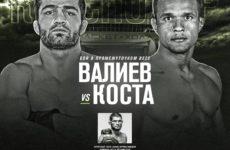 Видео боя Тимур Валиев – Тайгро Коста GFC 22