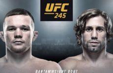 Видео боя Юрайа Фейбер — Петр Ян UFC 245
