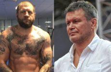 Олег Тактаров о возможном поединке с Александром Емельяненко
