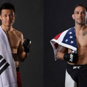 Прямая трансляция UFC Fight Night 165: Фрэнки Эдгар — «Корейский зомби»