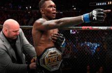 Официально: Исраэль Адесанья и Йоэль Ромеро возглавят турнир UFC 248