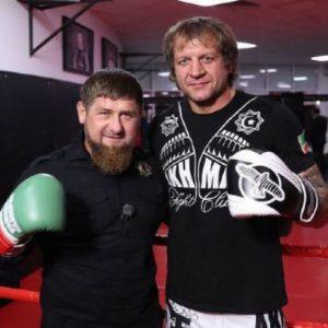 Рамзан Кадыров: «Мы уже готовимся к бою»