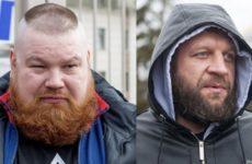 Вячеслав Дацик о возможном поединке с Александром Емельяненко